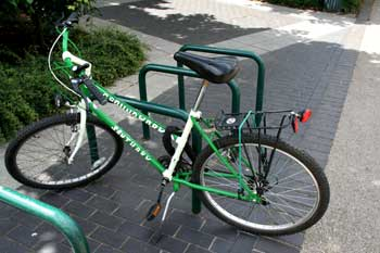 Green Machine Cycle