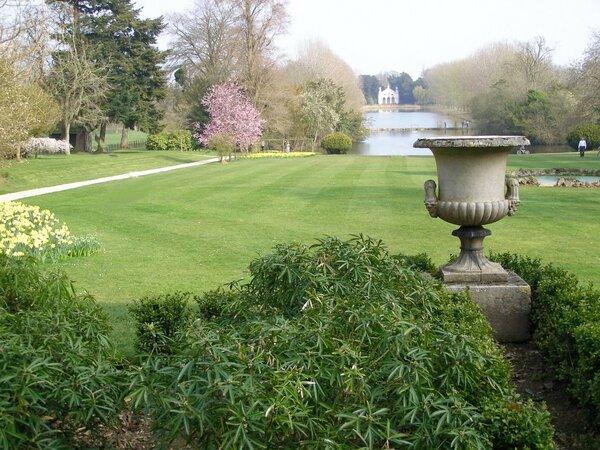 Canal, Shotover House Garden