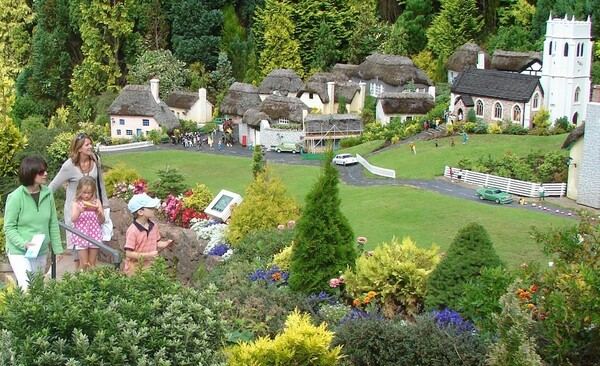 Mockington, Babbacombe Model Village