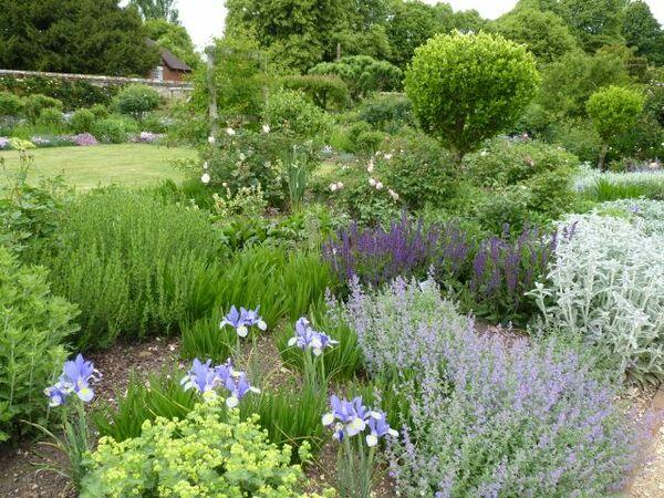 Spring, Mottisfont Abbey Garden