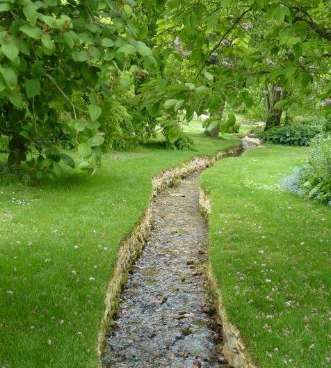 Path, Sezincote Garden