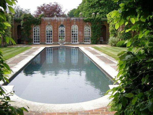 Pool, Woolbeding Gardens