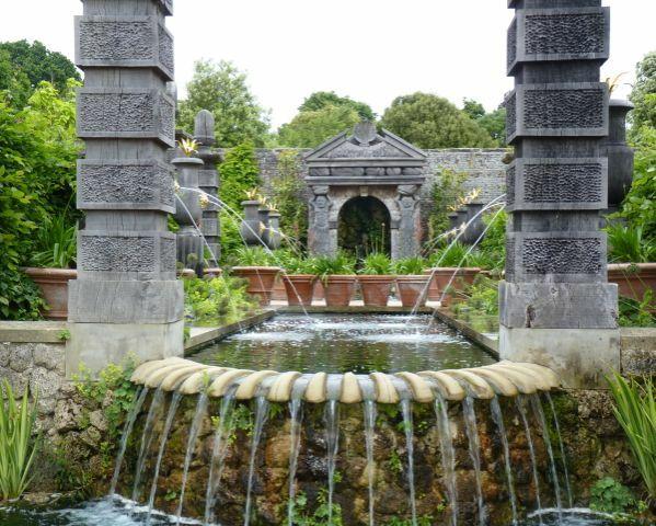 Arundel Castle Garden, West Sussex