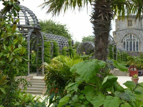 Arundel Castle Garden, Spring 2011