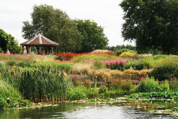 Millenium Garden, Pensthorpe