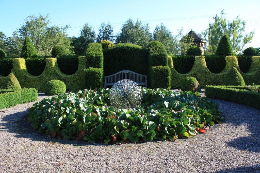 The Garden House Erbistock