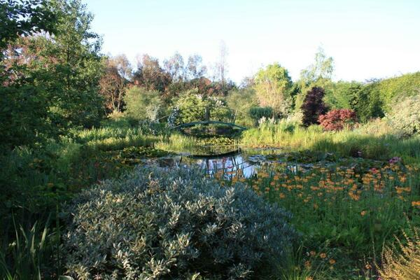 The Garden House Erbistock, Clwyd