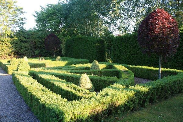 The Garden House Erbistock, Wales