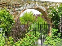 Medium lullinstone castle arch original