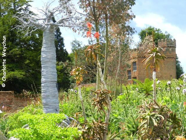 Lullingstone Castle World Garden, Kent
