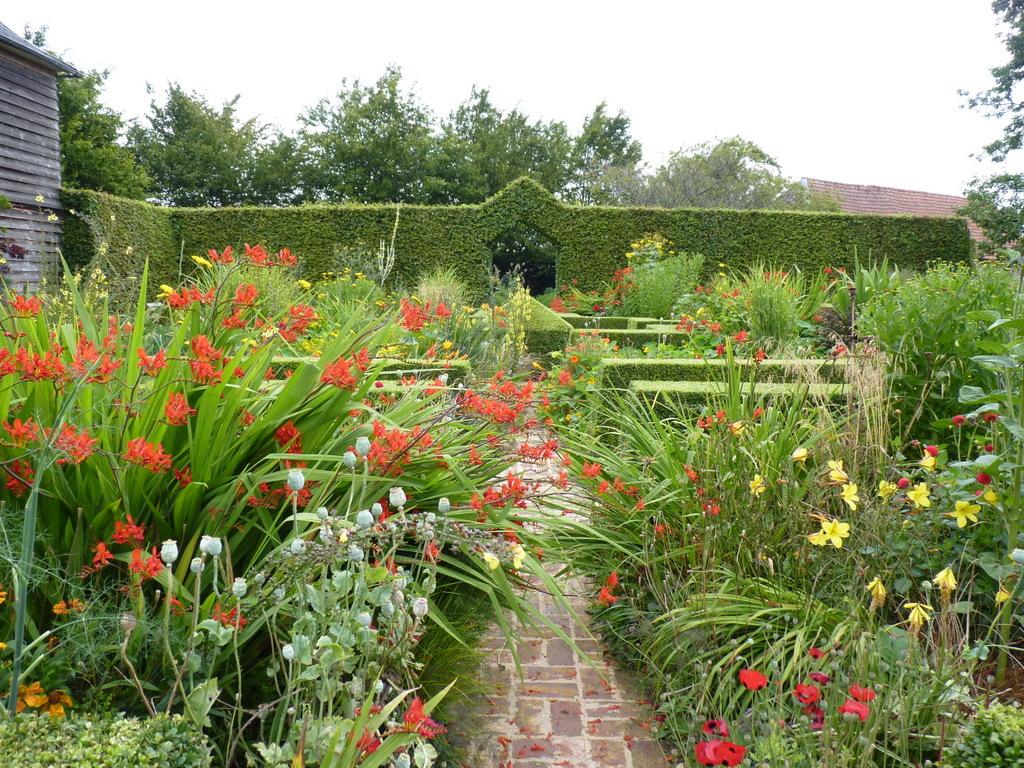 Le jardin plume for Jardin en france