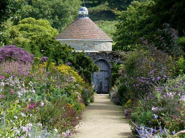 Parham House Garden