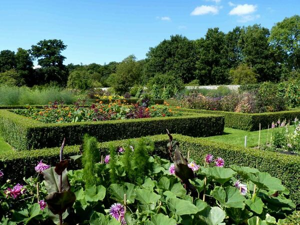 Parham House Garden, Storrington