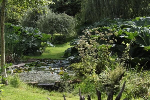 Homewood Patrick Gwynne Garden