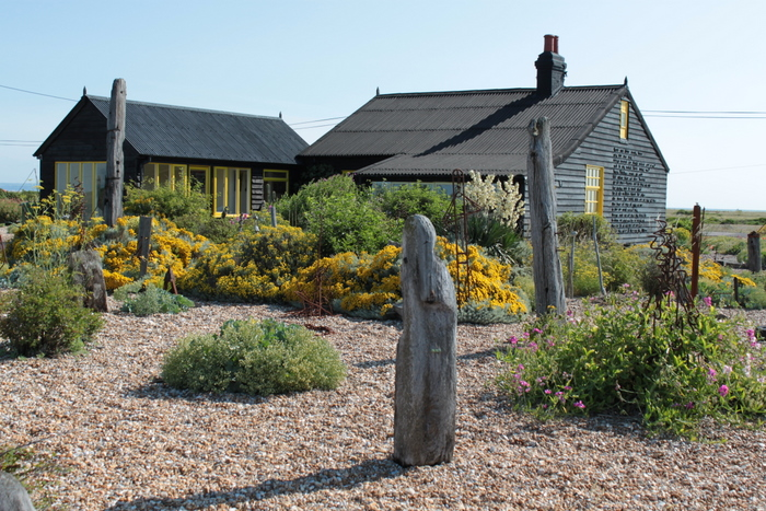Derek Jarman Prospect Cottage