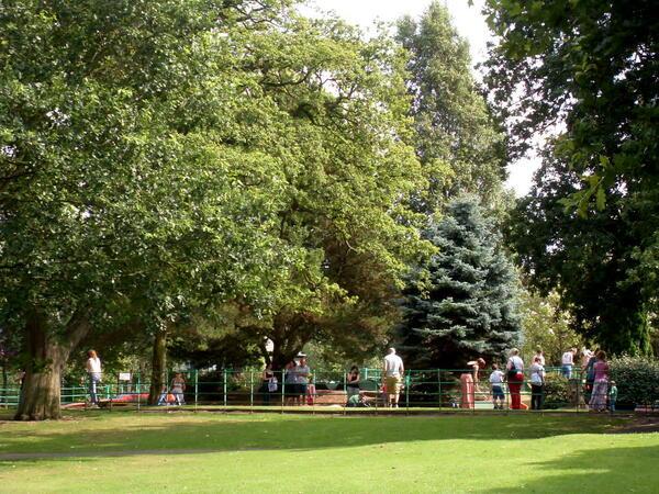 Walton Hall Gardens, Cheshire