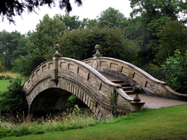 Bridge, Wrest Park
