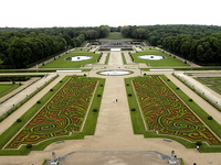 Medium chateau vaux vicomte original