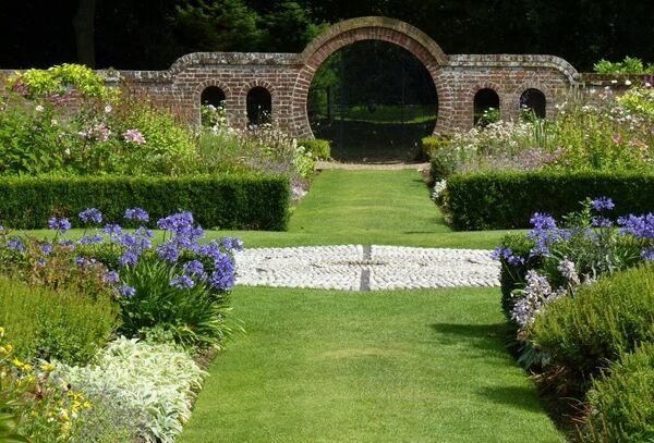 Hoveton Hall Garden