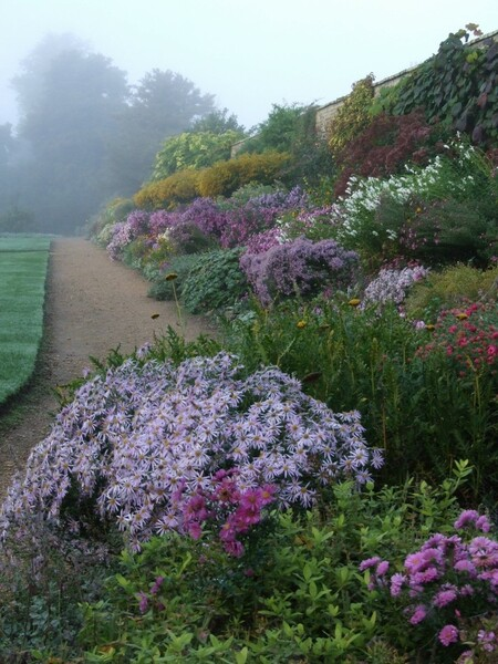 Waterperry Gardens, September