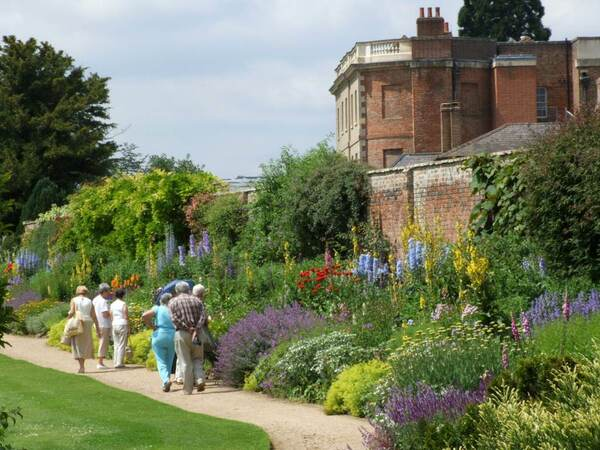 Waterperry Gardens, June