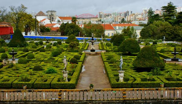 Palácio de Fronteira, Lisbon