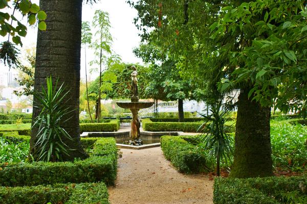 Venus Garden, Palácio de Fronteira
