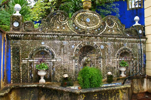 Mosaic Fountain, Palácio de Fronteira