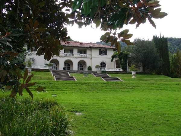 Grass Terraces, Montalvo Arts Center