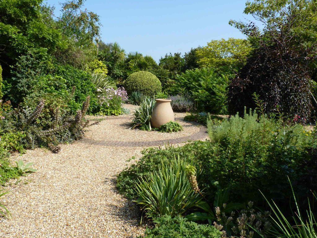 Denmans garden - Garden design john brookes ...