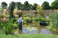Garden outdoor clothing for Garden pond waders
