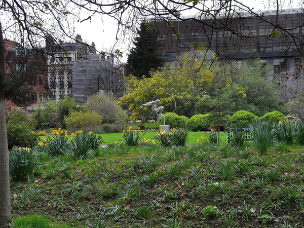 Cadogan Place Gardens