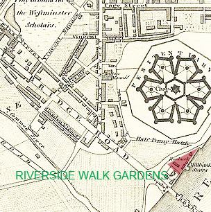 Riverside Gardens Millbank