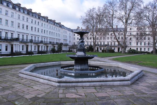 Bessborough Gardens Pimlico