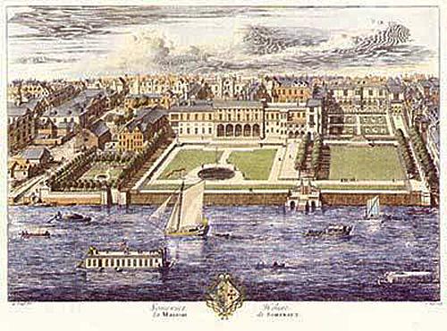 Somerset House Garden