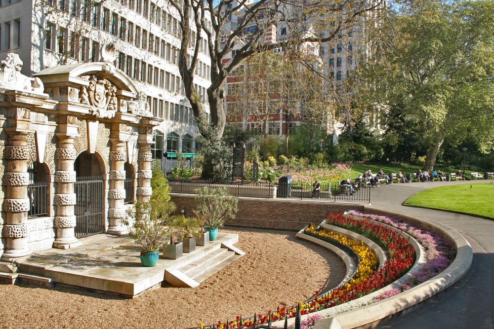 Victoria Embankment Gardens And Cleopatra 39 S Needle