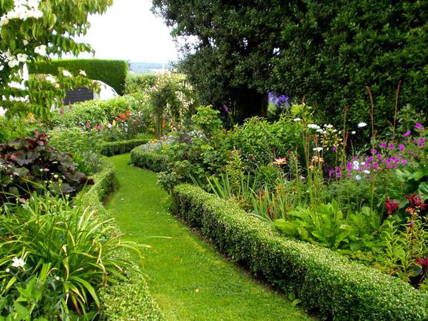 Path, Parkhead Gardens