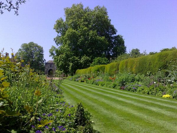 Bishop's Garden, Norwich