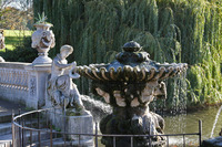 Medium kensington gardens italian gardens water original