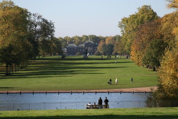 Kensington Palace Baroque Garden