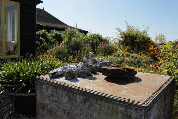 Derek  Jarman Postmodern Garden Dungeness