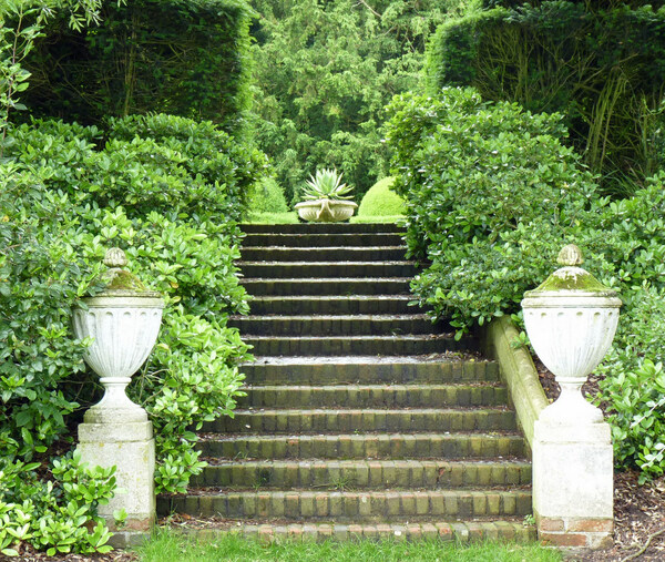 Steps, Hinton Ampner