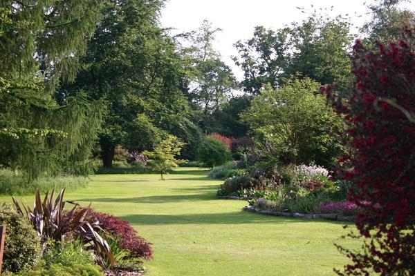 Green Island Gardens, June