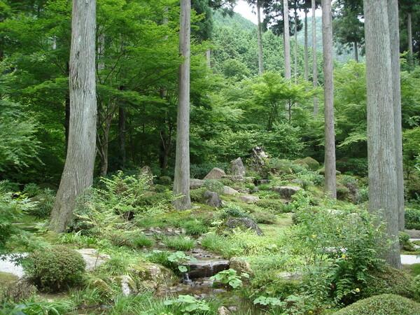 Rock Garden, Sanzen-in Temple Garden