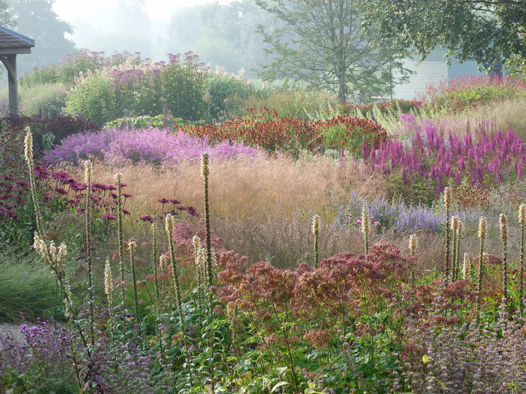 Pensthorpe for Garden design norfolk