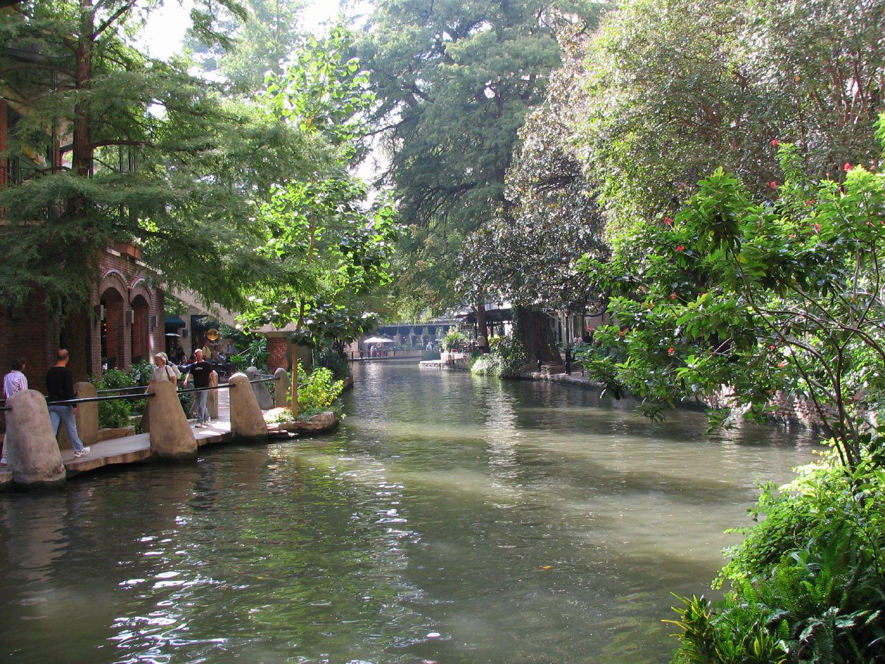 San Antonio River Walk Paseo Del R 237 O