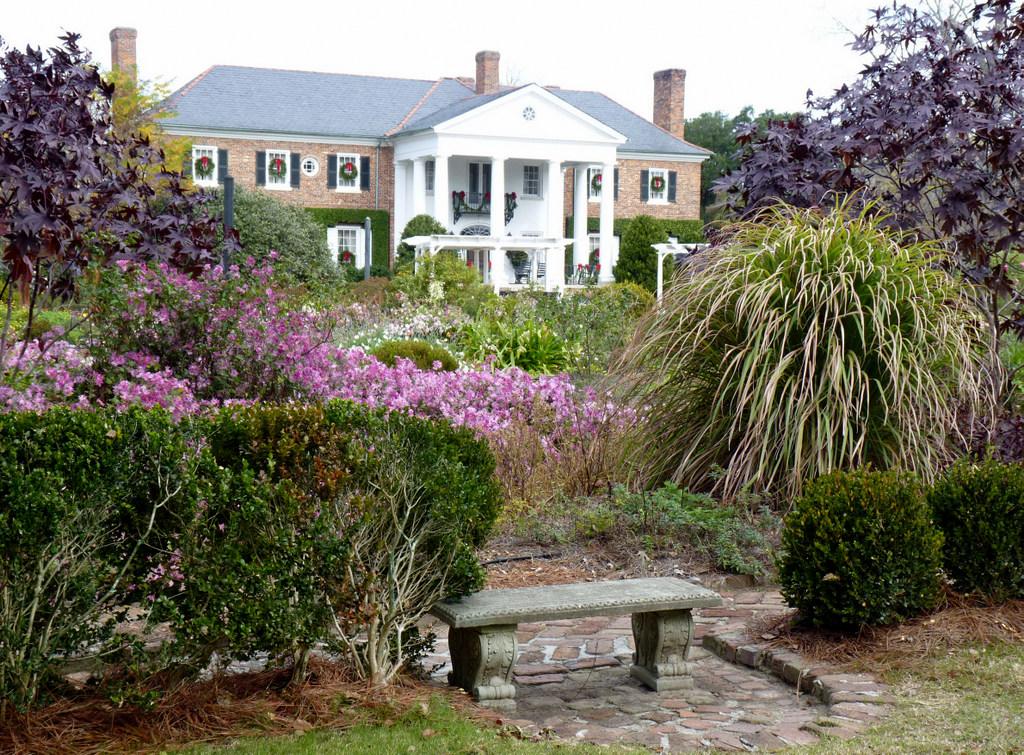 Garden Walk Buffalo Through The Garden Gates 6: Boone Hall Plantation