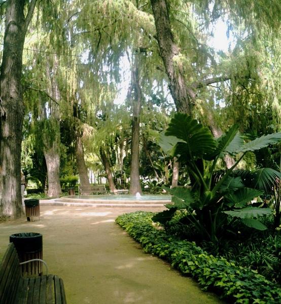 Paseo del Parque, 2011