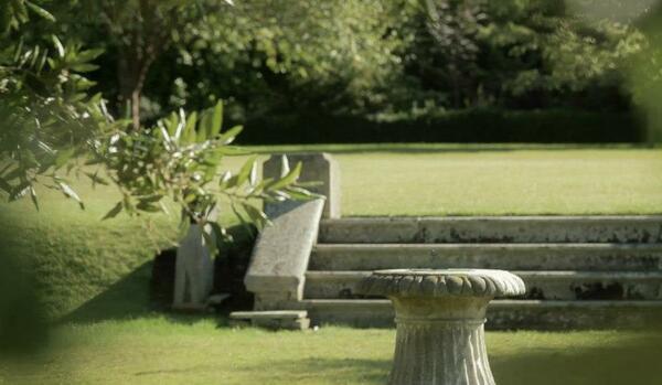 Croquet Lawn, Quex Gardens