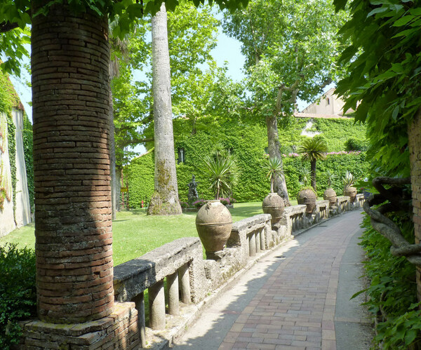 Path, Villa Cimbrone